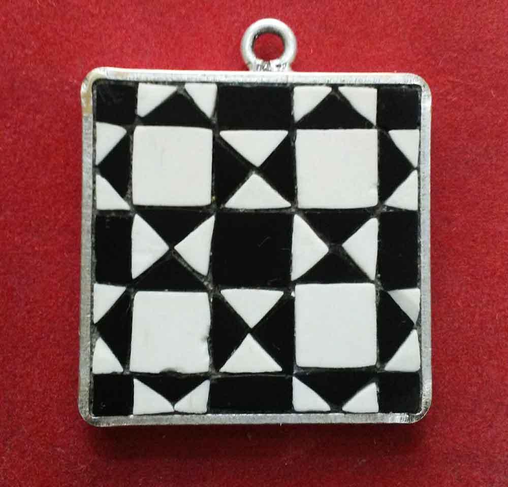 mosaic jewel