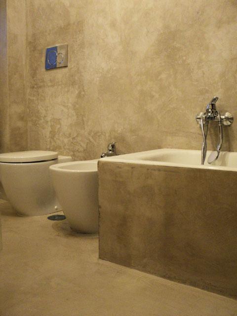 superfice microcemento bagno